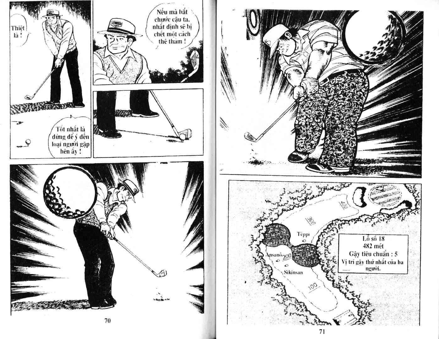 Ashita Tenki ni Naare chapter 38 trang 33