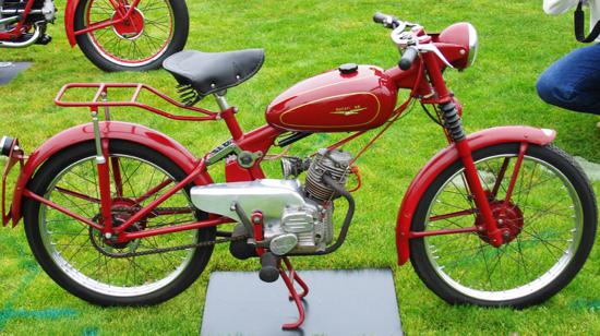 Ducati 60 - Right