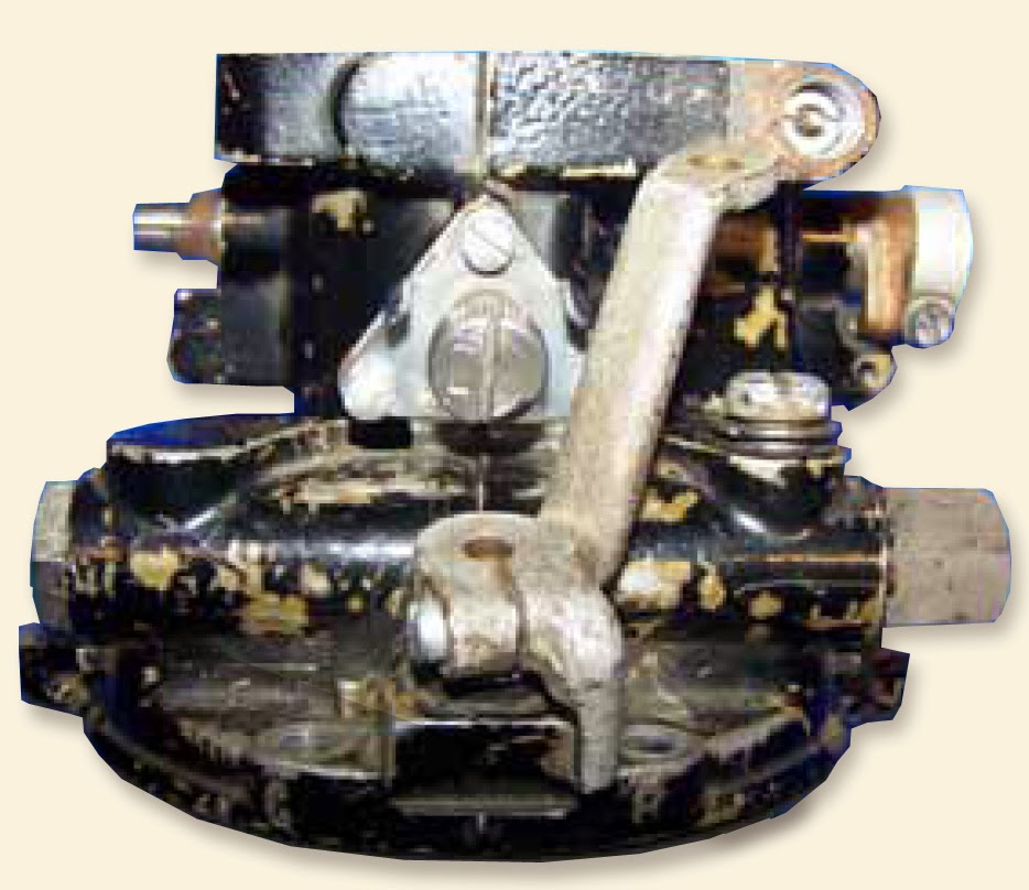 aircraft engine carburetor