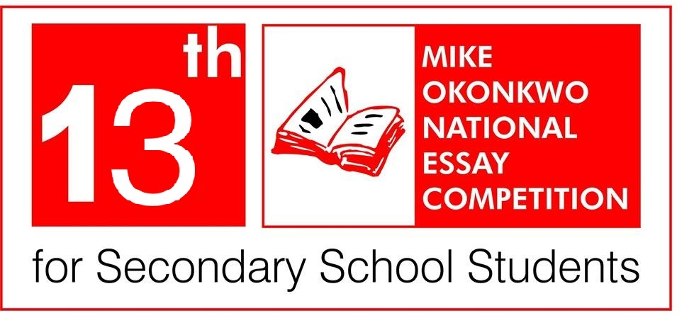 mike okonkwo national essay competition A student of zamani college, kaduna, miss fadilah saliu-ahmed has emerged winner of the 13th mike okonkwo national essay competition for secondary school students in.