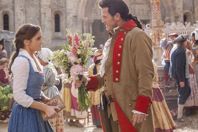 Belle and Gaston - Beauty and the Beast