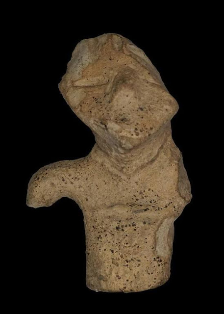 7,000 year old figurine found in Polish field
