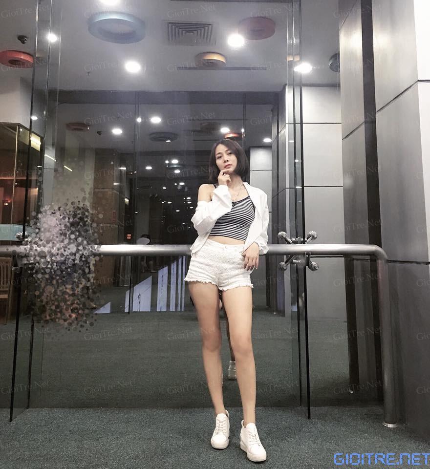 Model Hiền Nguyễn   E-CUP