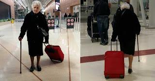 93χρονη Ιταλίδα γιαγιά φεύγει εθελόντρια σε ορφανοτροφείο στην Κένυα