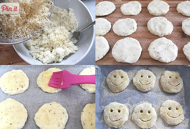 How To Make Potato Smiley At Home Recipes
