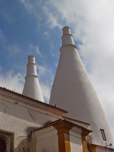 Comignoli Palacio nacional Sintra