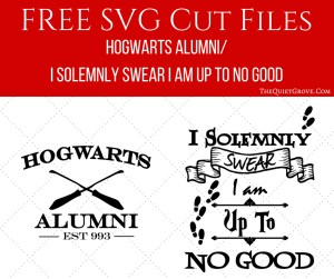 Download Where To Find Loads Of Free Harry Potter Inspired SVGS