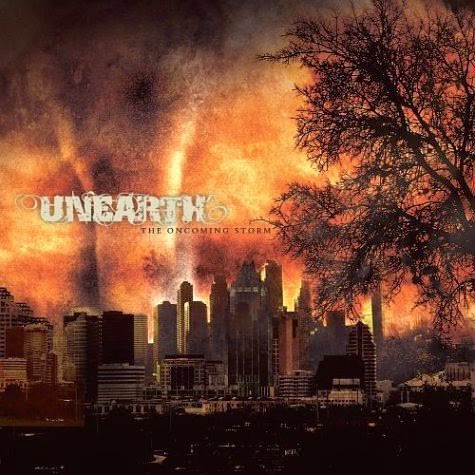 Unearth - The Oncoming Storm - album - cover