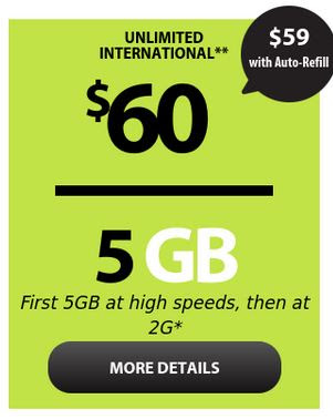 straight talk unlimited phone plan