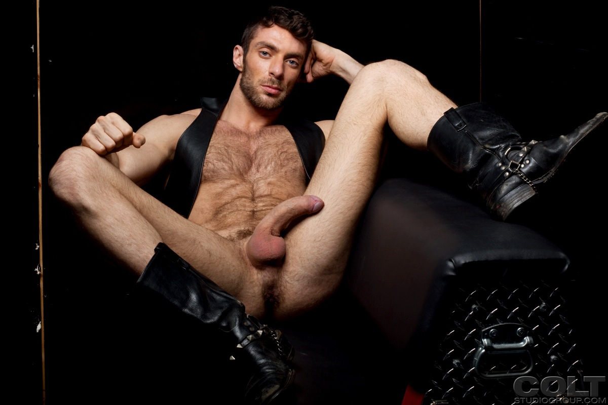 gay leather fuck