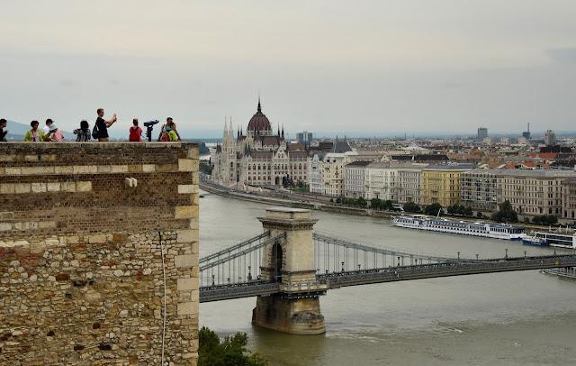Altstadt Budapest Panorama