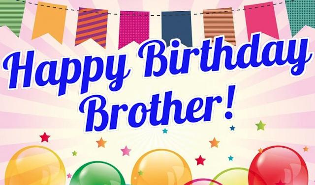 100 Happy Birthday Wunsche Fur Brother Und Besties Lustige