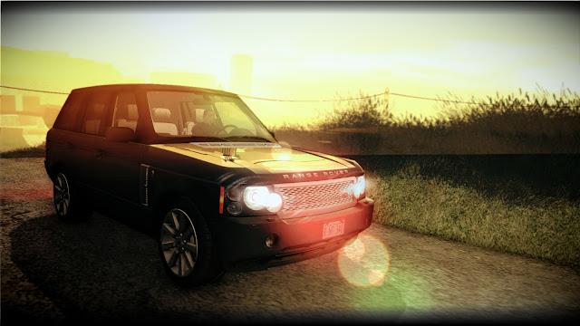 Huntley] Range Rover Supercharged - Los Santos Roleplay