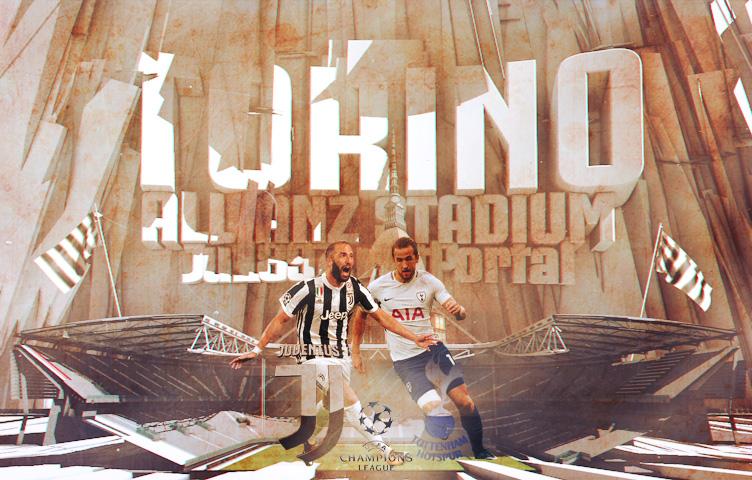 Liga prvaka 2017/18 / 1/8 / Juventus - Tottenham, utorak, 20:45h