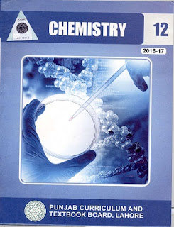 Chemistry Book-2 (textbook) for 12th class (FSc Part-2) in pdf format