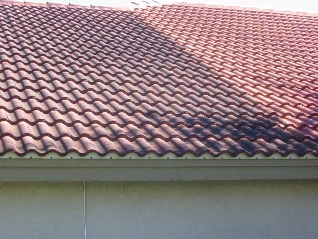 Pressure Washing Amp Soft Wash Roof Cleaning Chemical Free