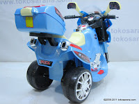 4 Motor Mainan Aki JUNIOR HZ1051 BMW