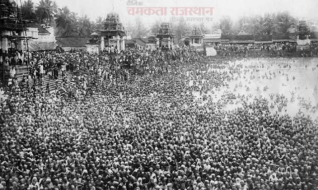 कैमरे ने वो देखा जो किसी ने नहीं देखा, Varanasi ghat 1904
