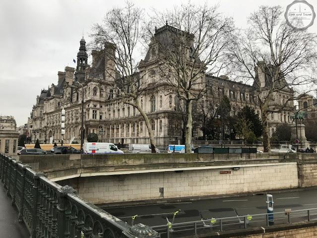 Paris, França Hotel de Ville