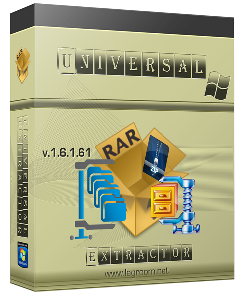 Universal Extractor v1 6 1 61 Retail + Portable | All about downloads