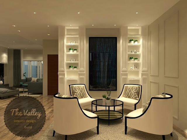 Desain Interior Ruang Tamu Rumah