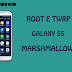 Tutorial - Como Rootear e instalar o TWRP no Samsung Galaxy S5 com Android 6.0.1 Marshmallow usando o CF Auto Root (Todos os Modelos)