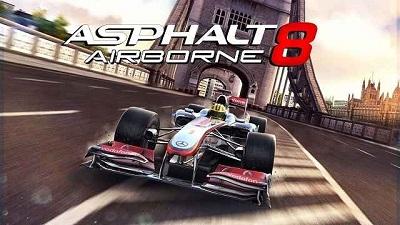 pada kesempatan kali ini admin akan membagikan sebuah game mod apk terbaru yang bergenre  Asphalt 8: Airborne v4.0.0l Mod Apk (Unlimited Money+Anti-Ban)