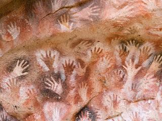contoh seni grafiti pada zaman pra sejarah