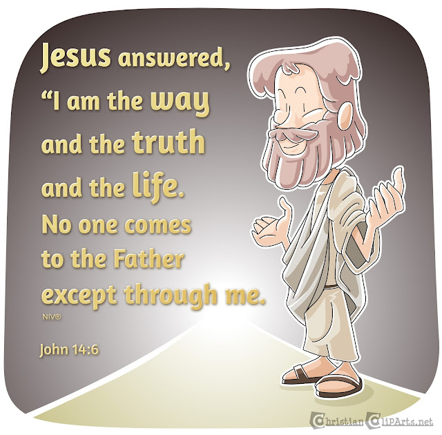 Word of God: I am the way