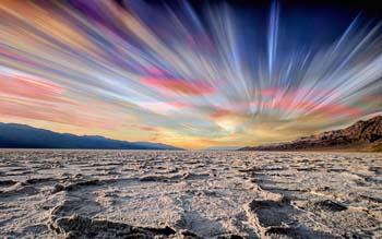 Wallpaper: Rainbow on the sky
