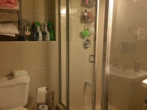 townhouse for sale in tricity bathroom