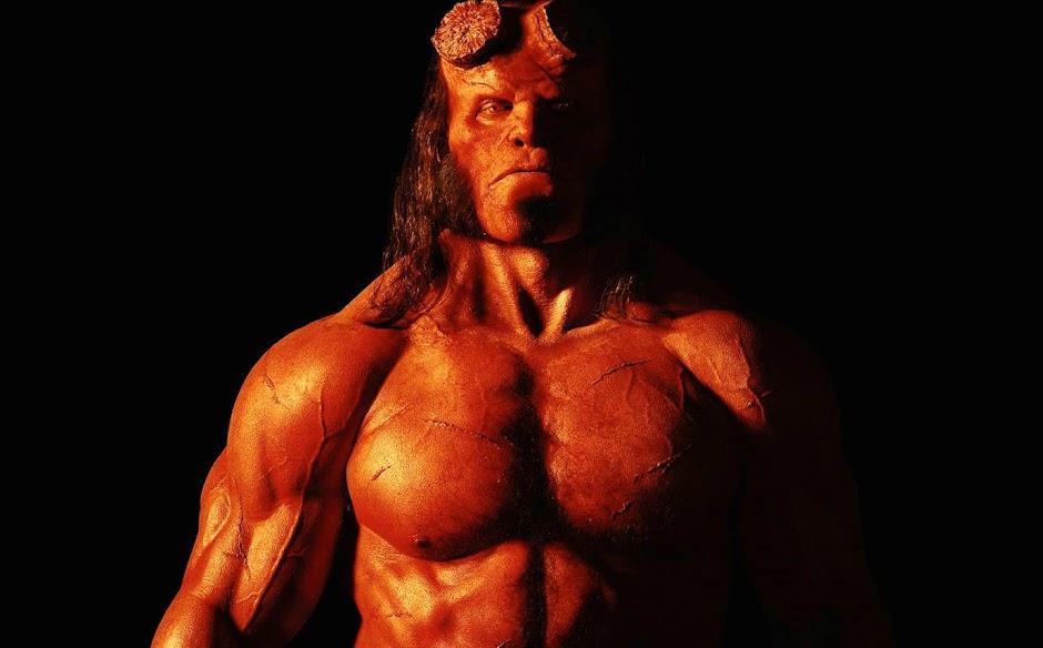 "Novo ""Hellboy"""