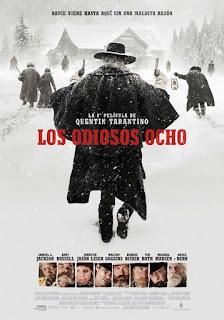 LOS ODIOSOS OCHO(Quentin Tarantino-2015)