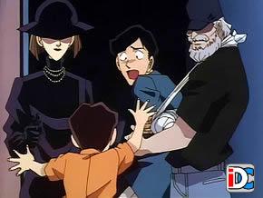 Detective Conan episode 129 Kasus 1