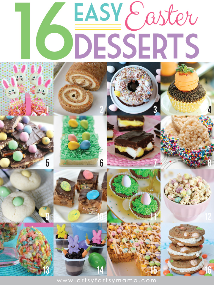 Easter Cake Recipes Kids