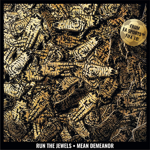 Run The Jewels - Mean Demeanor - Single Cover