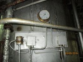 MT Sirius Boiler Pressure Transmitter & Pressure Switch