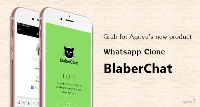 WhatsApp Clone - Agriya