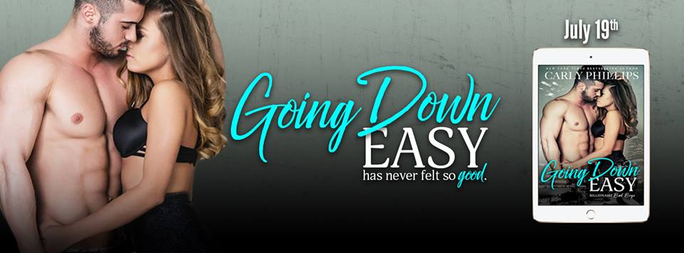 Ebook Indulgence Going Down Easy Carly Phillips Blog Tour Review