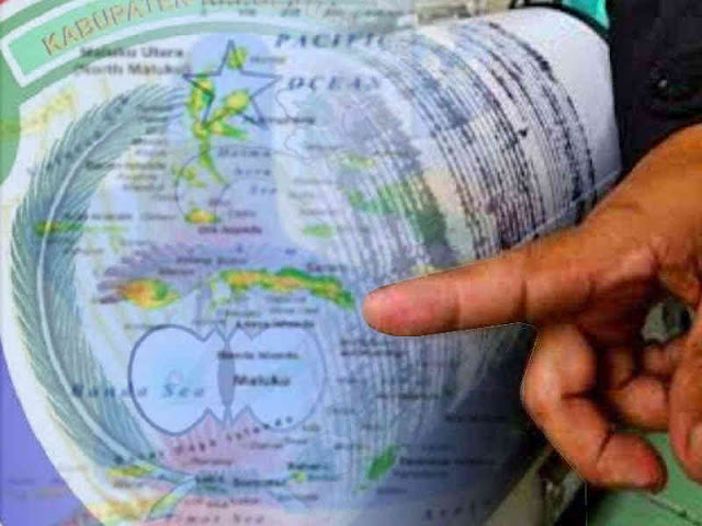 Gempa Bumi Guncang Laut Aru, Tidak Berpotensi Tsunami