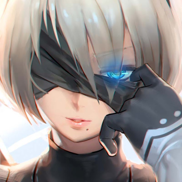 NieR Automata 2B - This Cannot Continue Wallpaper Engine