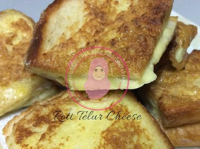 Roti Telur Cheese
