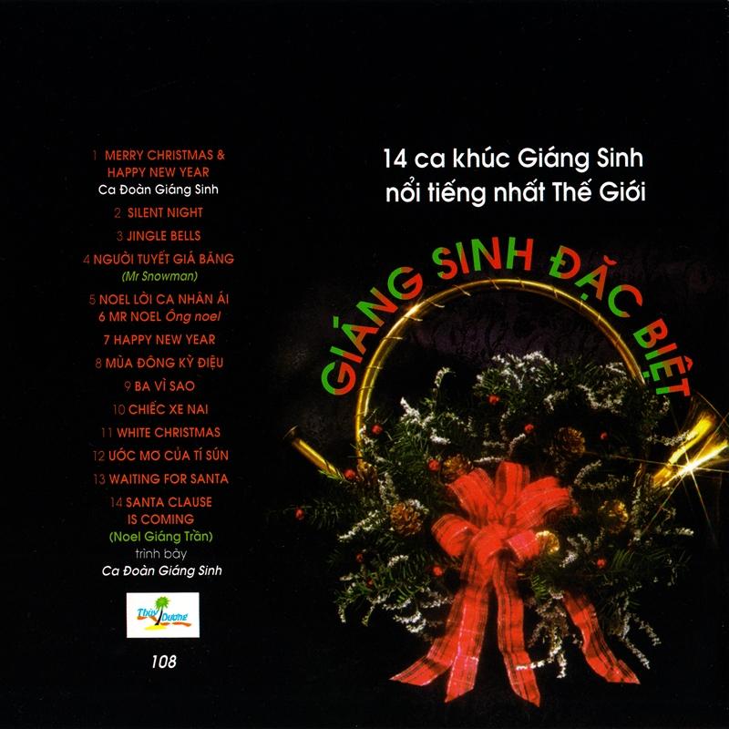 Thế Hệ Trẻ CD - Giáng Sinh Đặc Biệt (NRG)