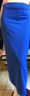 Rok Span adalah rok yang bagian sisi bawahnya dimasukkan 2 sampai 5 cm ke dalam sehingga bagian bawah rok akan terlihat lebih kecil dari pada garis lingkar panggul