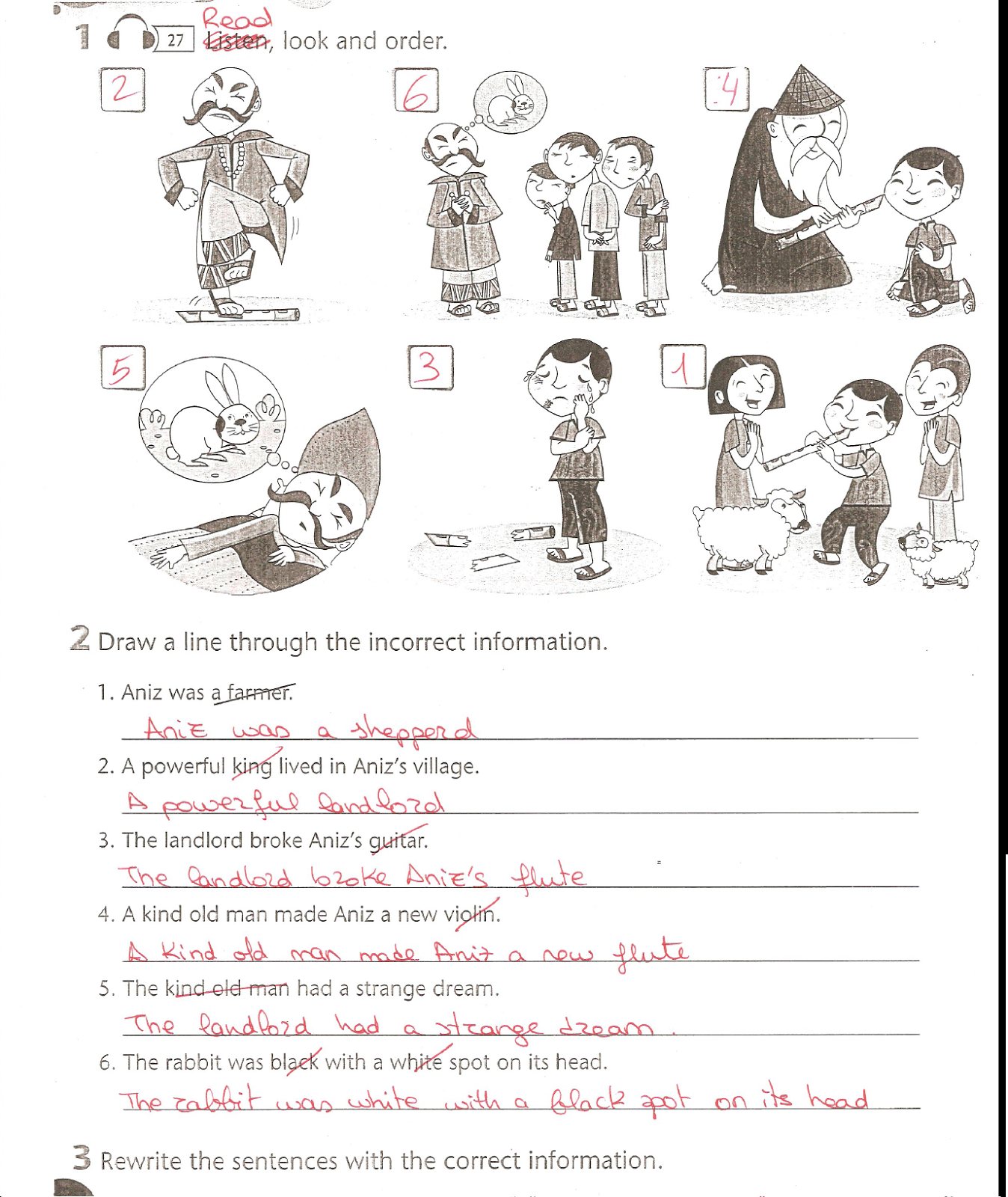 English Solutions To Worksheets For The Exam On 29th May