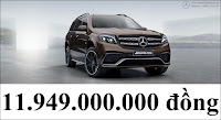 Giá xe Mercedes AMG GLS 63 4MATIC