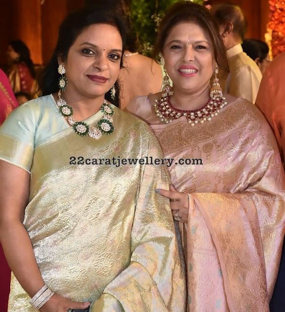 Celebrities at Anirudh Reddy's Wedding