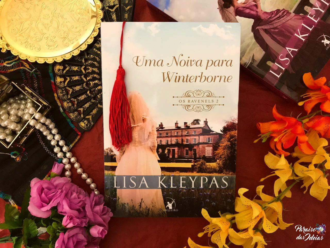 [Resenha] Uma Noiva para Winterborne #02 - Lisa Kleypas