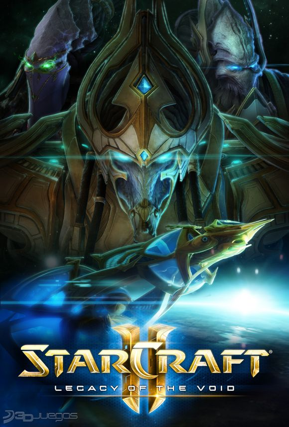 StarCraft 2 Legacy of the Void PC Full Español (MEGA)