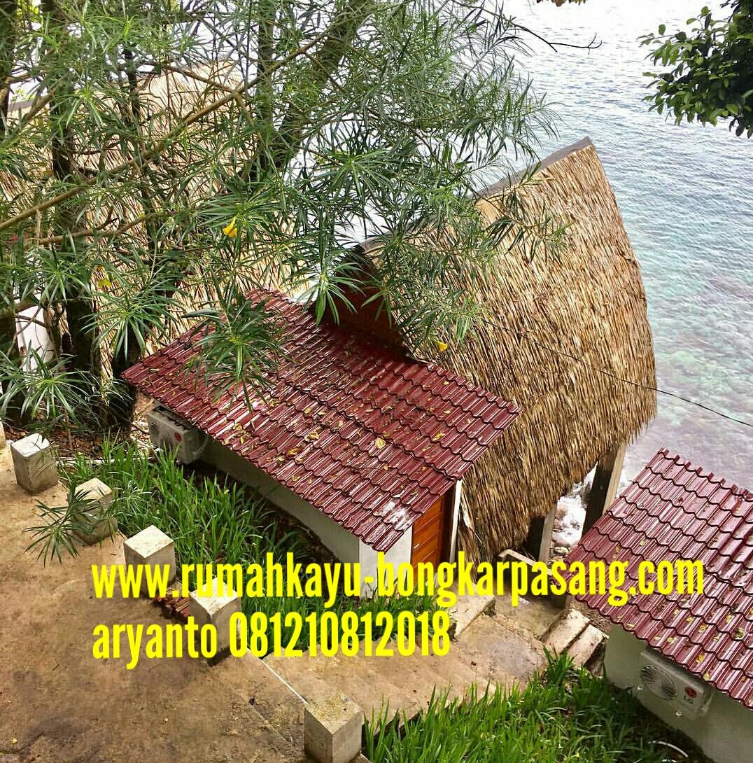 Rumah Kayu Bongkar Pasang Produsen Rumah Knock Down Palembang
